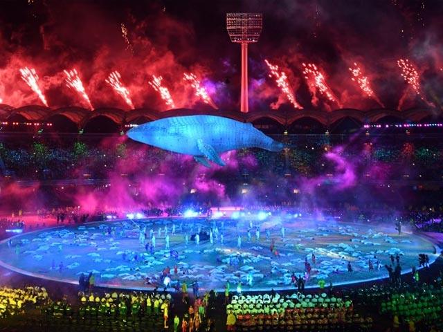 Commonwealth Games 2018 Get Underway At Gold Coast