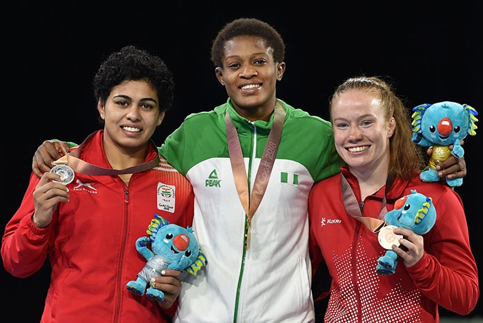 CWG 2018: Shooters, Wrestlers Shine On Day 9