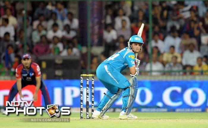 IPL 5: Dada's charge stuns Delhi