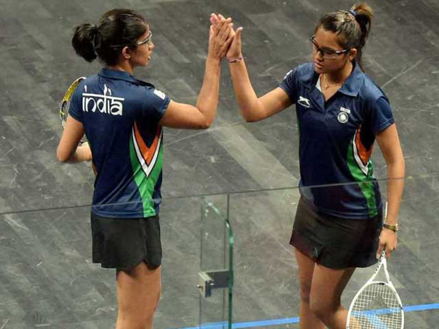 Photo : CWG: India Get Gold in Squash, Silvers in Boxing and Eye Aussies in Hockey Final