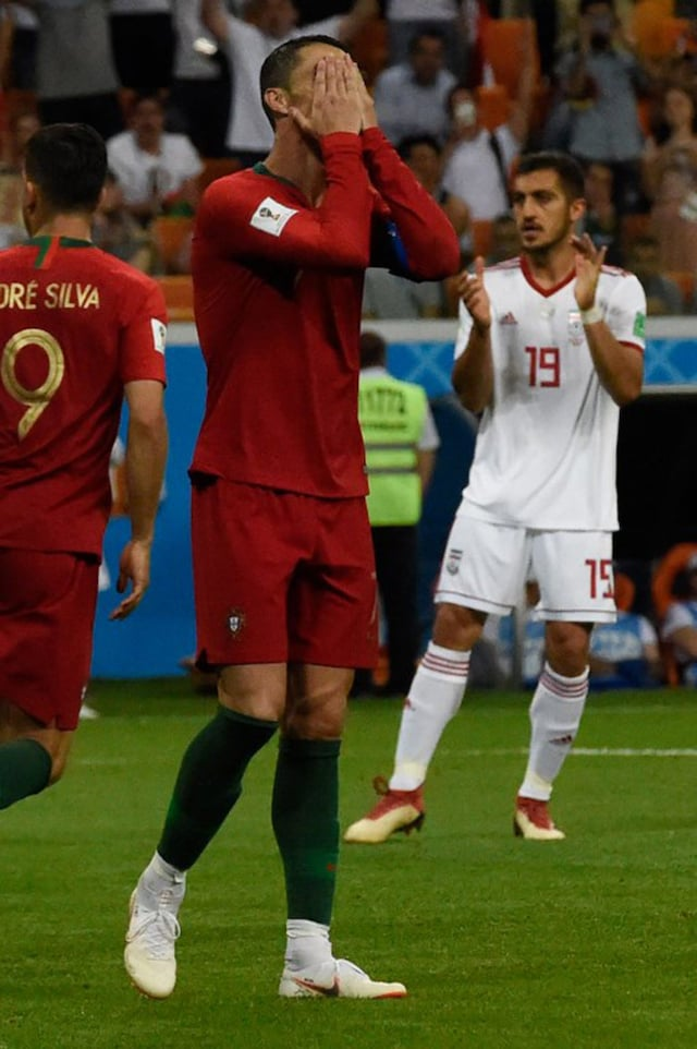FIFA World Cup 2018, Day 12: Uruguay Top Group A, Egypt Lose; Spain, Portugal Held