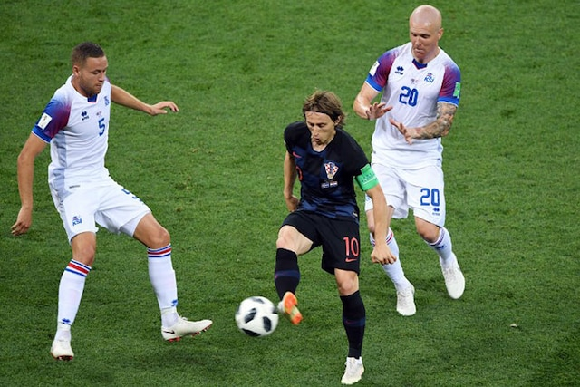 FIFA World Cup 2018, Day 13: France Held By Denmark; Argentina, Peru Win