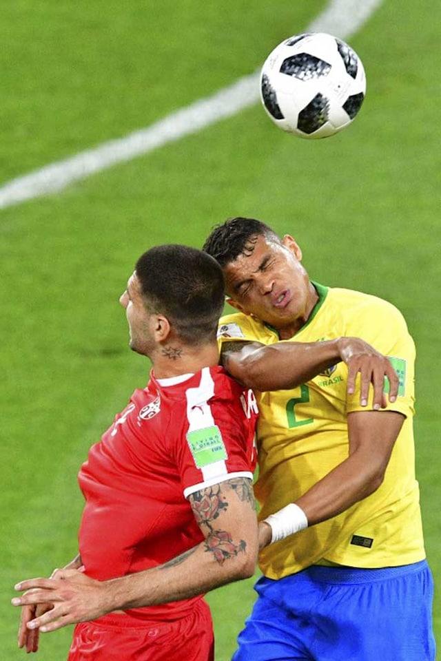 FIFA World Cup 2018, Day 14: Brazil, Sweden Win; Switzerland Held