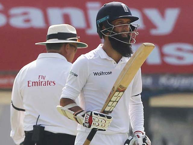 5th Test: Ali, Root Help England Dominate Day 1 vs India