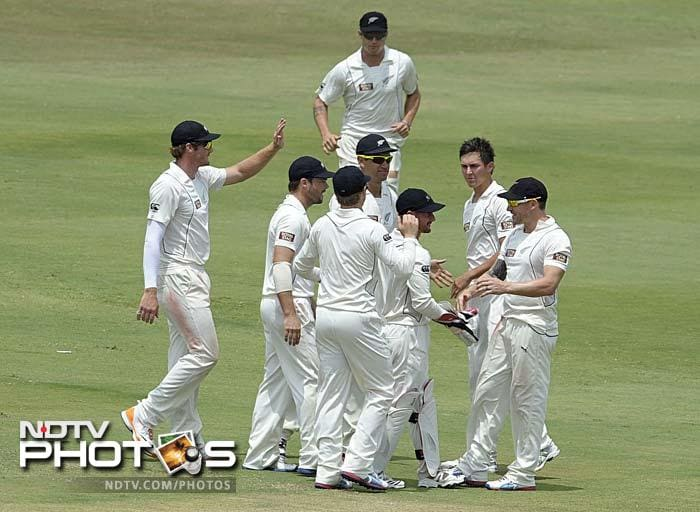 1st Test, Day 2: India vs New Zealand