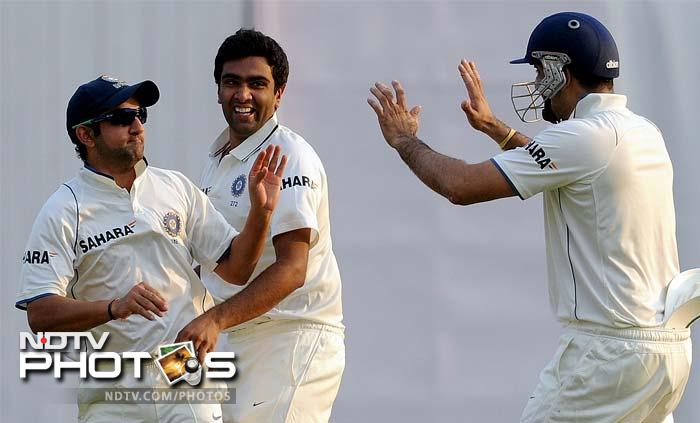 1st Test, Day 2: India vs West Indies