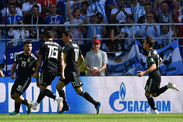 FIFA World Cup 2018, Day 3: France Win, Iceland Hold Argentina