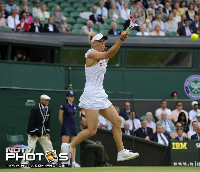 Day 6 at Wimbledon