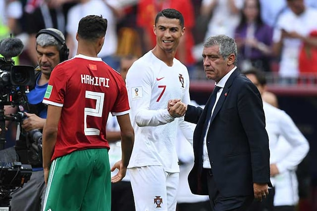 FIFA World Cup 2018, Day 7: Portugal, Uruguay, Spain Win
