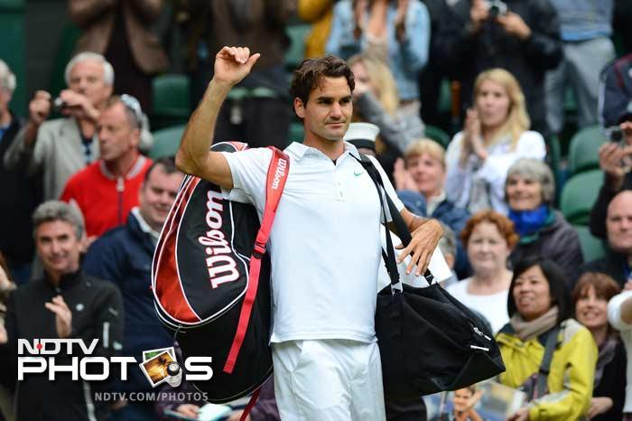 Wimbledon 2012: Day 7 Highlights