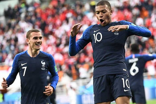 FIFA World Cup 2018, Day 8: Australia Hold Denmark, France Win; Argentina Lose