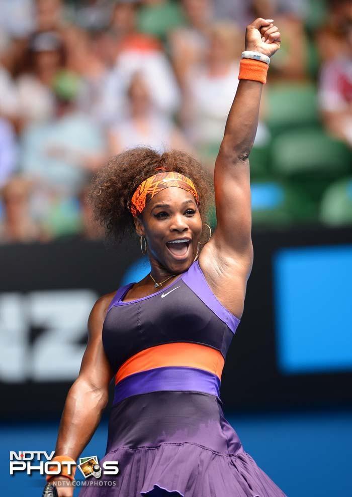 Australian Open 2013: Day 4 in Pics