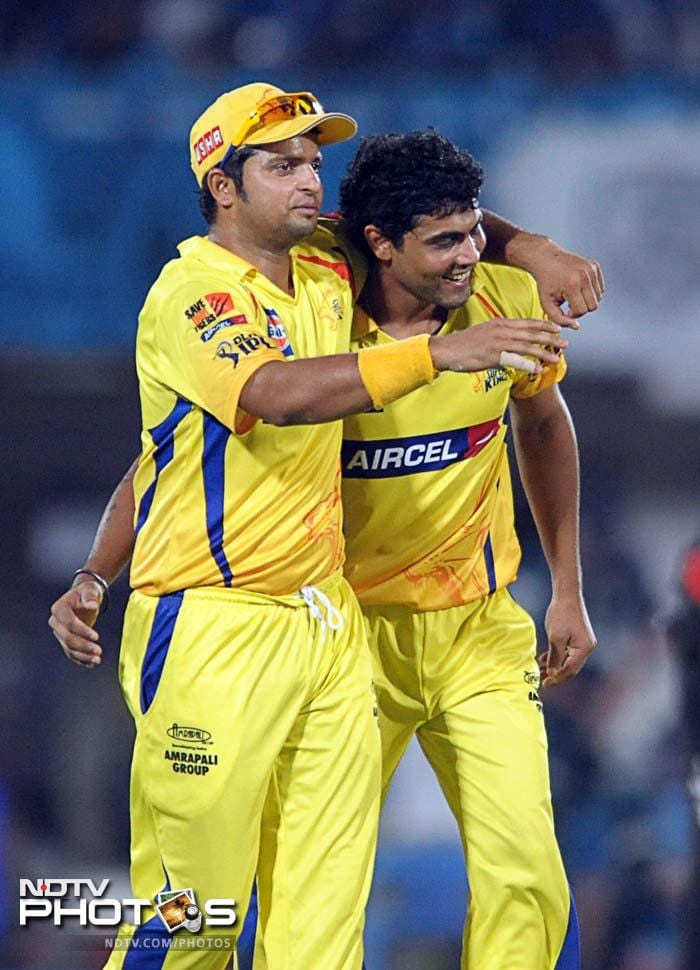 IPL 5: Jadeja leads Chennai's rout over Deccan