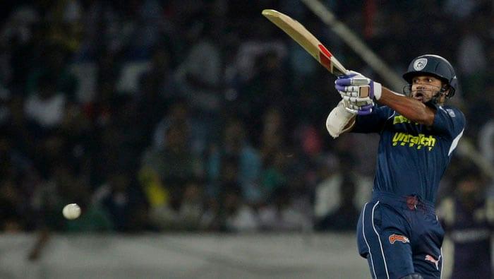 IPL 4: Deccan vs Kolkata