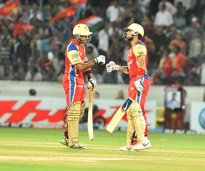 IPL 4: Deccan vs Bangalore
