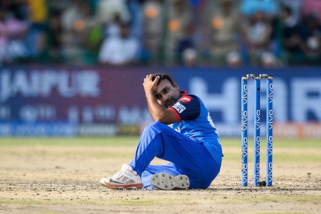 Delhi Capitals Wallop Rajasthan Royals In Last League Match