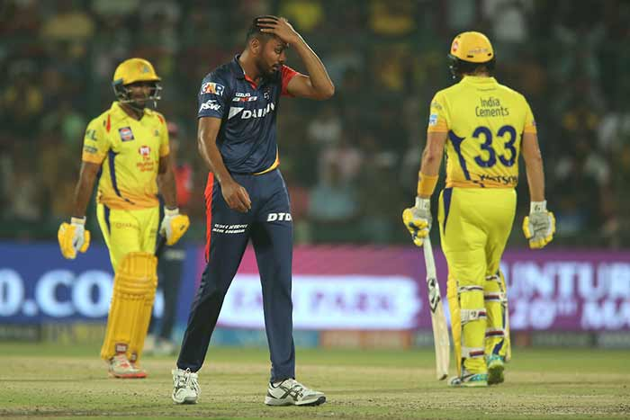 IPL 2018: Delhi Daredevils Spoil Chennai Super Kings