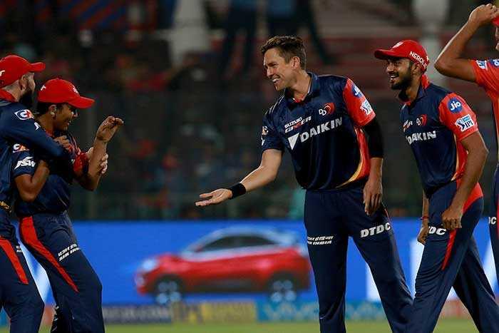 आईपीएल 2018: दिल्ली डेयरडेविल्स ने कोलकाता नाइट राइडर्स को 55 रन से हराया
