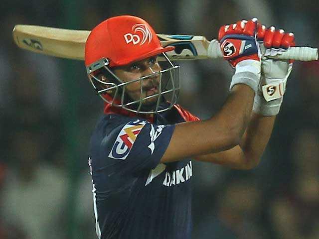 Photo : आईपीएल 2018: दिल्ली डेयरडेविल्स ने कोलकाता नाइट राइडर्स को 55 रन से हराया