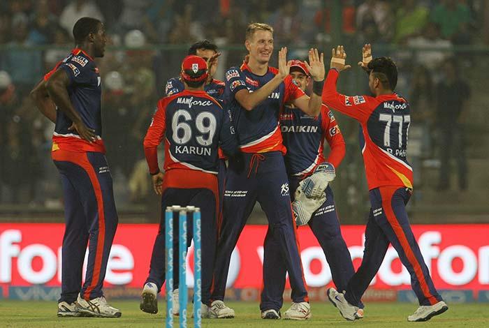 Photo : IPL9 : दिल्ली ने कोलकाता को 27 रन से हराया, दूसरे स्थान पर पहुंची