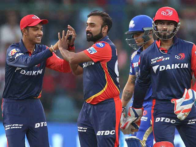 IPL 2018: Delhi Daredevils Win By 11 Runs, Mumbai Indians Knocked Out