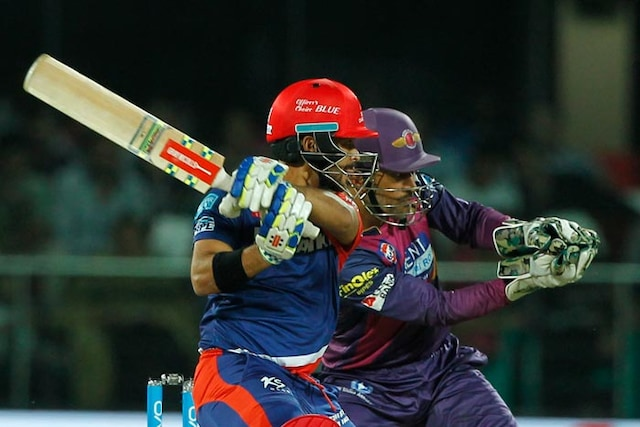 IPL: Ajinkya Rahane Fifty Gives RPS Vital Win Over DD, Keeps Their Campaign Afloat