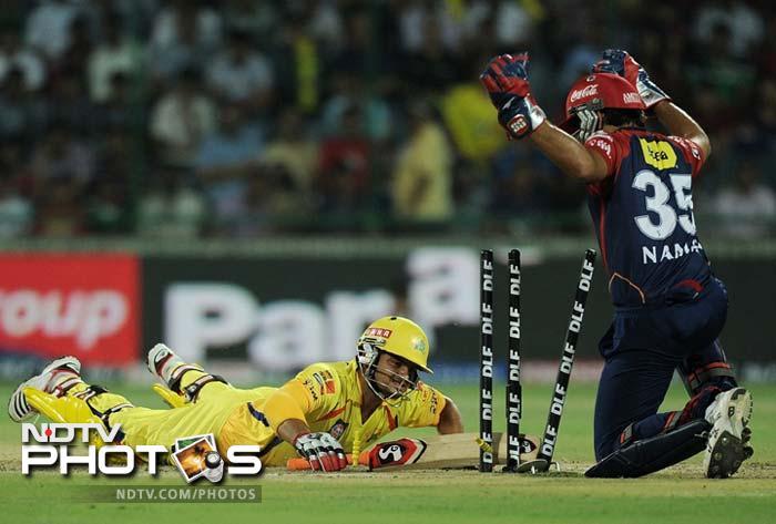 IPL 5: Delhi crush defending champions Chennai