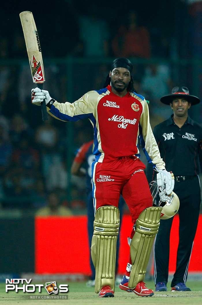 IPL 5: Bangalore beat Delhi to boost playoff hopes