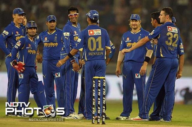 IPL 5: Consolation win for Deccan eliminates Rajasthan