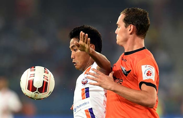 ISL: Del Piero Dazzles on Debut as Delhi, Pune Play Out Goal-less Draw