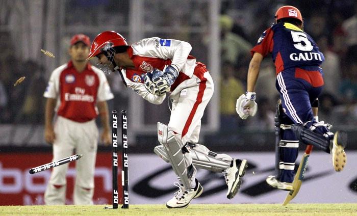 IPL 3: Delhi vs Punjab