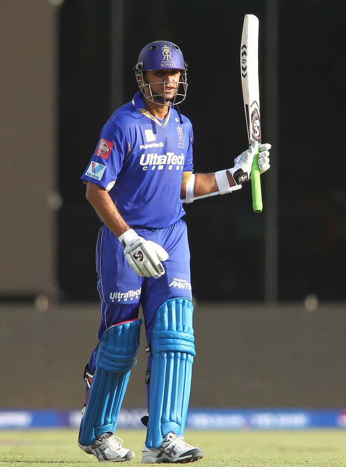 Rajasthan Royals begin with royal win against Delhi Daredevils