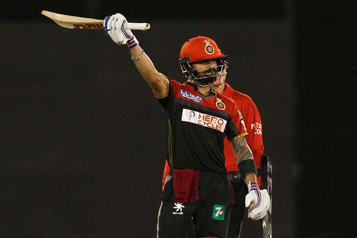 Superman Virat Kohli Guides RCB to Playoffs With Win Over DD