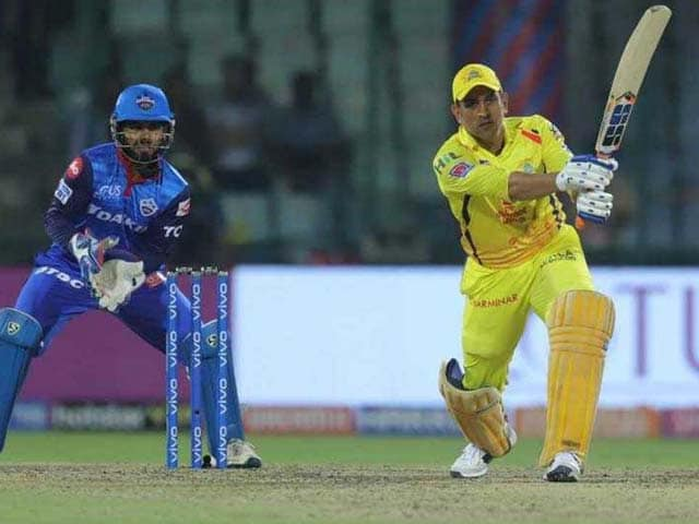 IPL 2019: Chennai Super Kings Beat Delhi Capitals By 6 Wickets