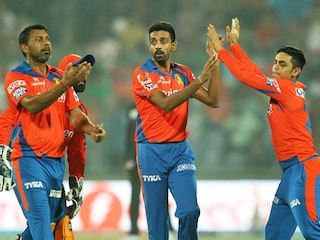 IPL: Gujarat Lions Go Top Of Table With Thrilling Win Over Delhi Daredevils