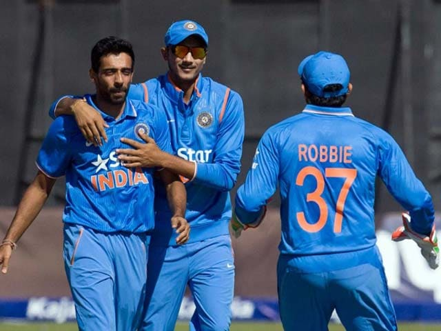 India Seal Series Win Over Zimbabwe