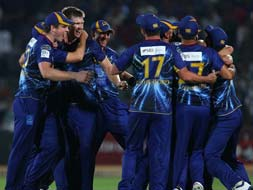 Otago Volts win Super Over thriller against Highveld Lions in Jaipur