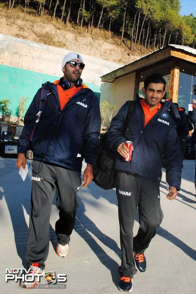 Dharamsala ODI: Cold reception for players!