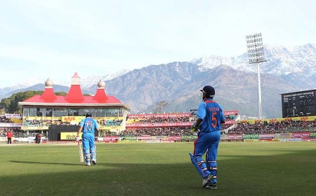 Dharamsala ODI: England defeat India