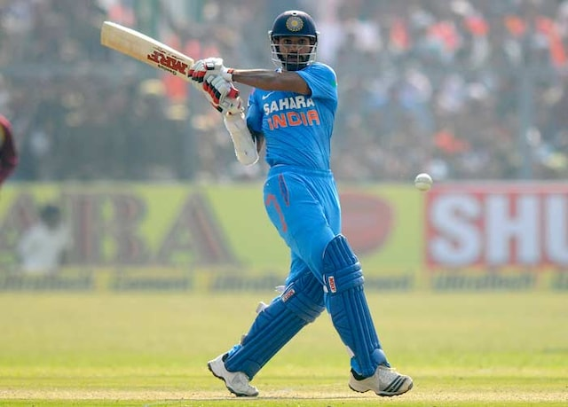 Shikhar Dhawan: How he annihilated the West Indies