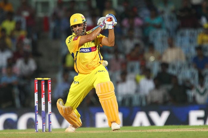 MS Dhoni: Chennai's skipper in his various elements