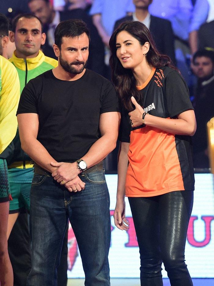 MS Dhoni Joins Bollywood Stars as U Mumba Win Pro Kabaddi League