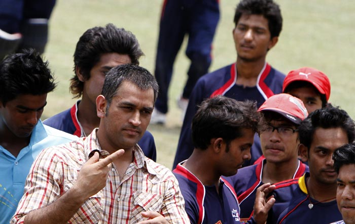 Dhoni named Ambassador of Nepal Cricket