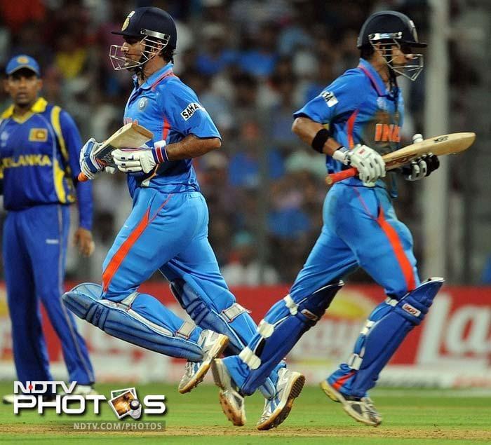 Team India describes MS Dhoni