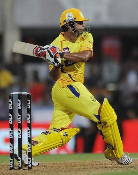 IPL4: Pune vs Chennai