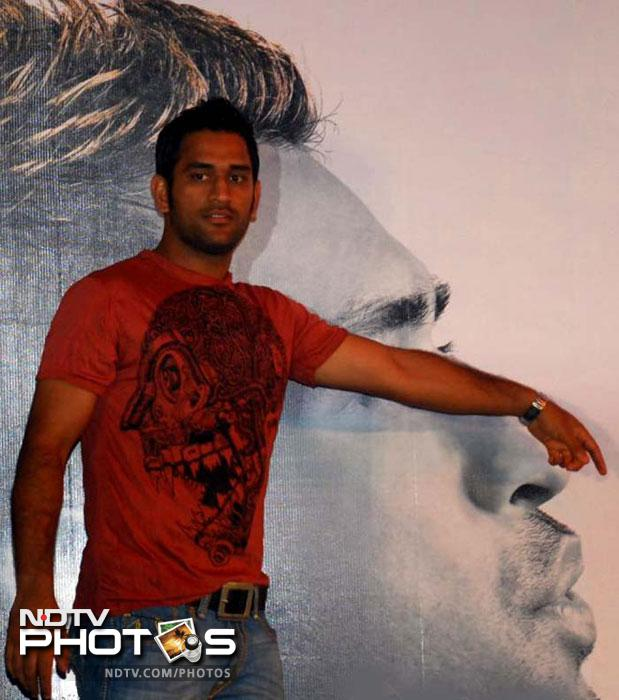 MS Dhoni: India's golden boy