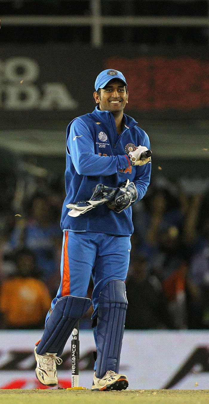 Captain Cool's new avatar