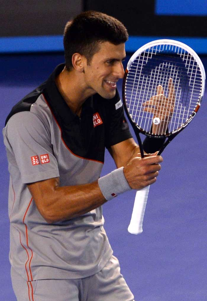 AUS Open: Stanislas Wawrinka sends defending champ Novak Djokovic packing