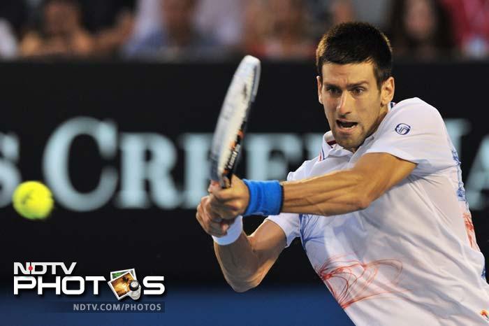 Djokovic wins epic Australian Open final