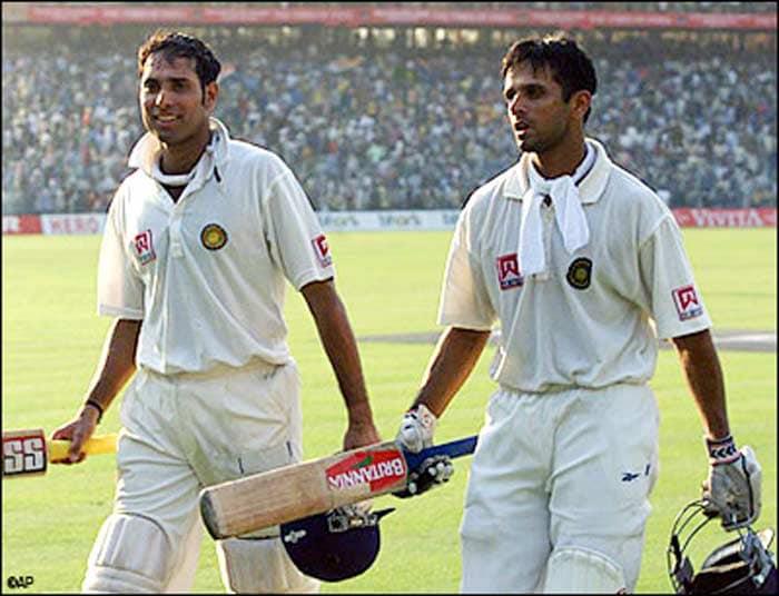 Rahul Dravid and his 5 best Test knocks